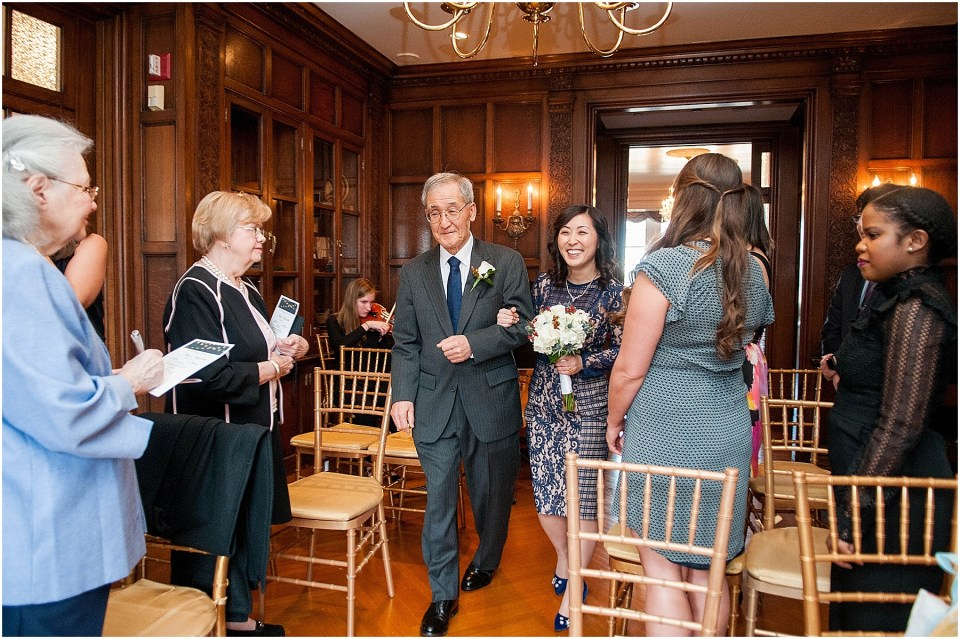 Small intimate wedding at Mansion at Strathmore | Ana Isabel Photography 23