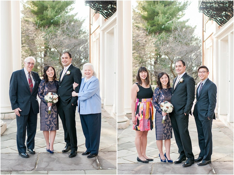 Small intimate wedding at Mansion at Strathmore | Ana Isabel Photography 34