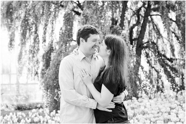 Brookside Gardens engagement session | Washington DC engagement photographer | Ana Isabel Photography 25