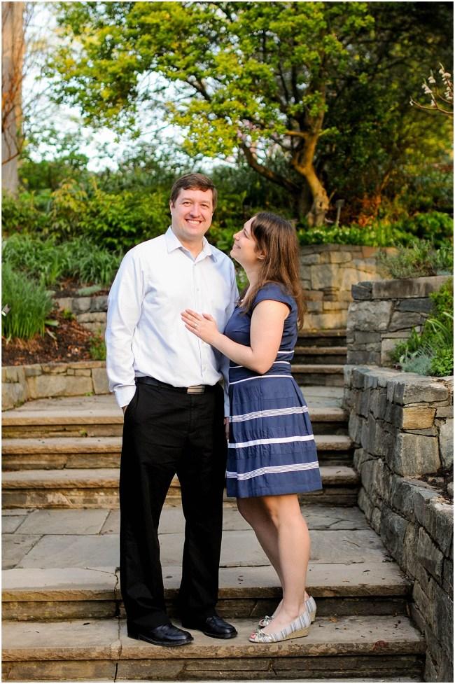 Brookside Gardens engagement session | Washington DC engagement photographer | Ana Isabel Photography 27