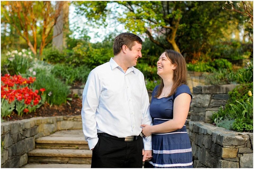 Brookside Gardens engagement session | Washington DC engagement photographer | Ana Isabel Photography 8