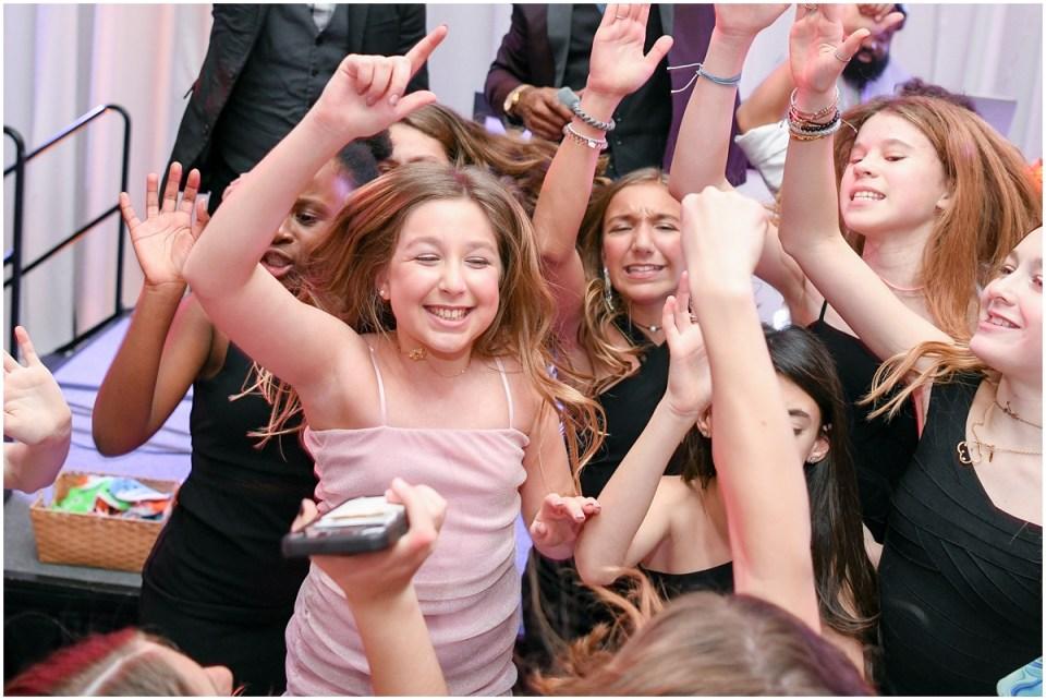 big washington dc mitzvah party