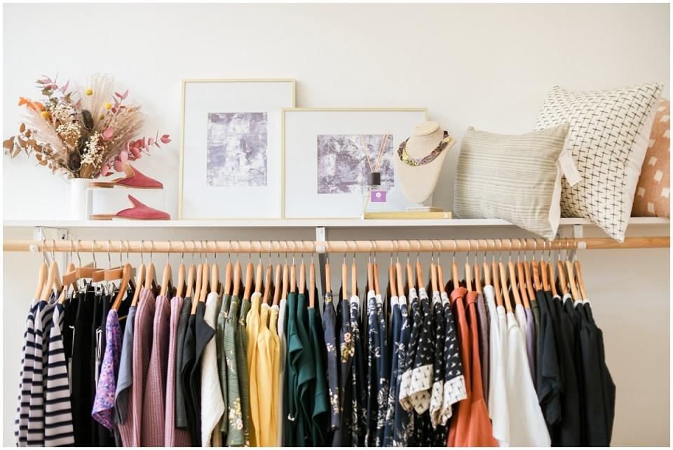 Washington DC clothing boutique shop