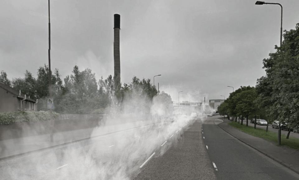 smoke border
