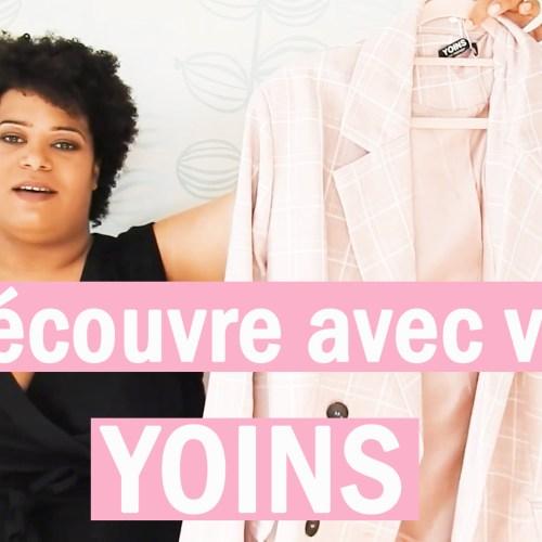 MODE GRANDE TAILLE : Je découvre la marque Yoins