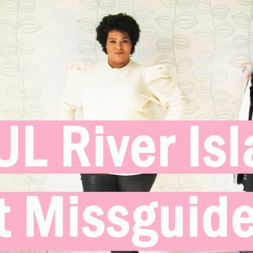 MODE GRANDE TAILLE : Je passe River Island et Missguided au grill