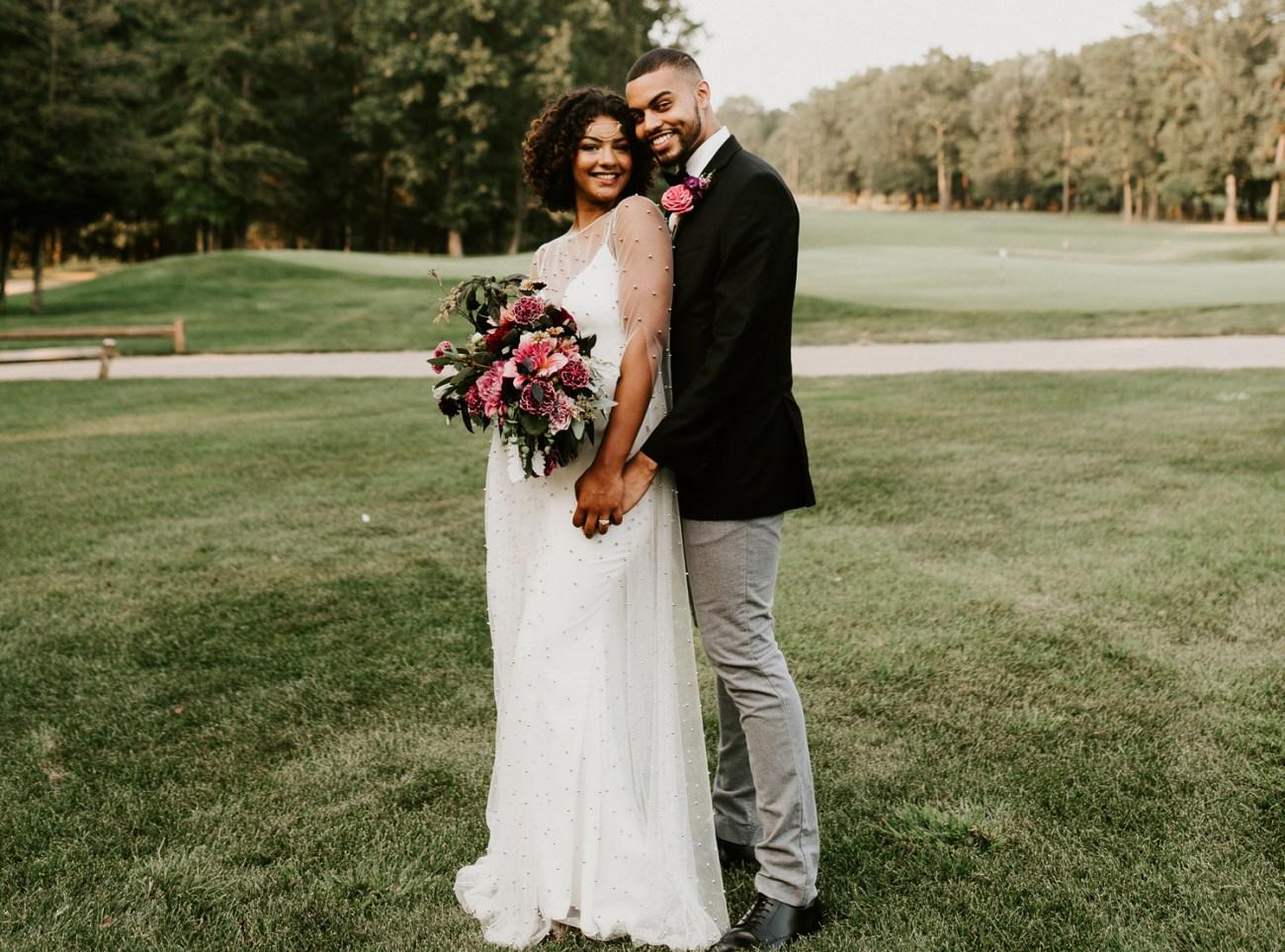 Running Deer Golf Club Boho-Inspired Wedding, New Jersey Wedding Photographer Anais Possamai Photography