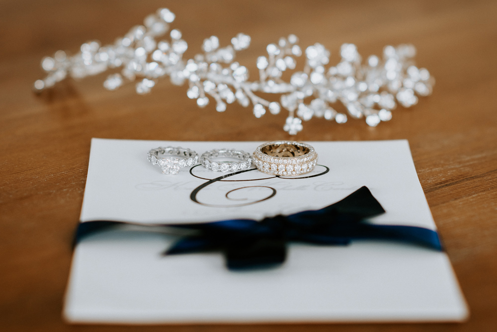 Wedding bands and engagement rings diamonds