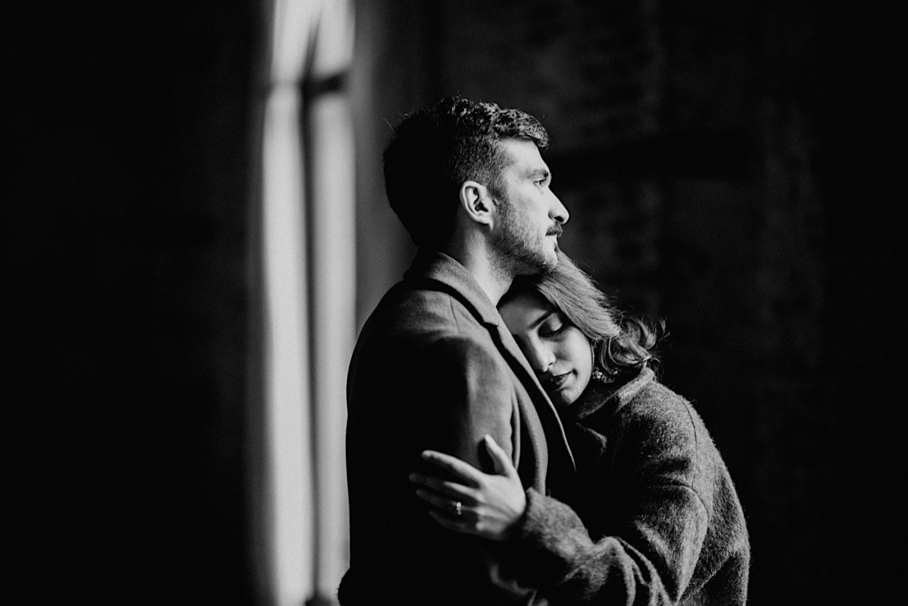 Brooklyn Fall Couple Session, Brooklyn Wedding Photographer New York Wedding Photographer Anais Possamai Photographer