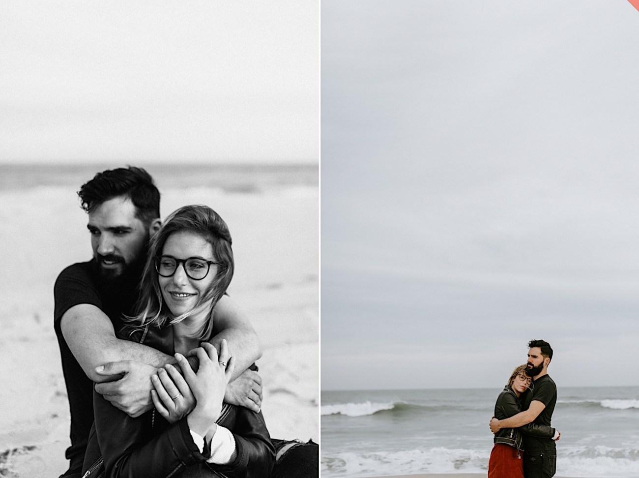 Long Beach New Jersey Engagement NJ Wedding Photographer Beach Engagement Photos 15