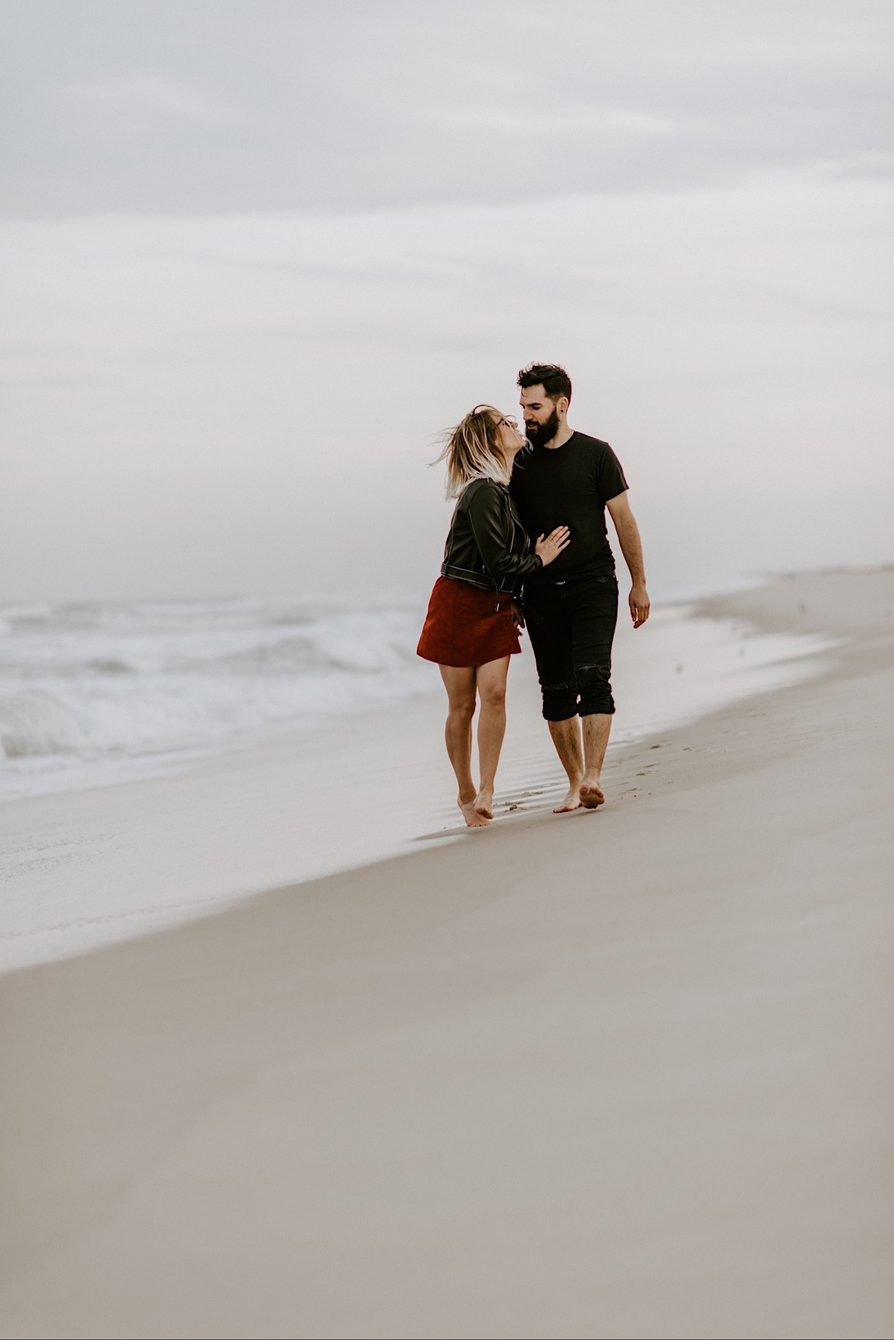 Long Beach New Jersey Engagement NJ Wedding Photographer Beach Engagement Photos 28