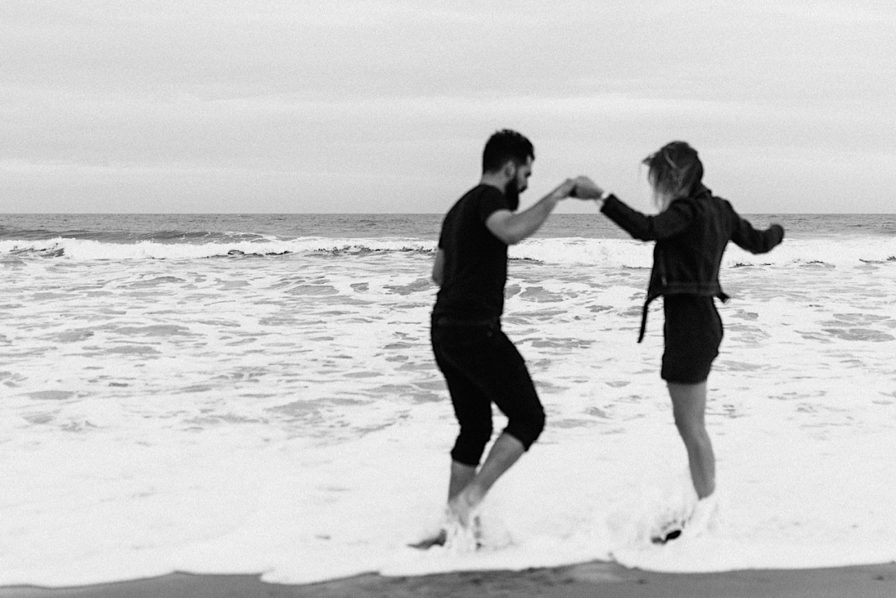 Long Beach New Jersey Engagement NJ Wedding Photographer Beach Engagement Photos 31