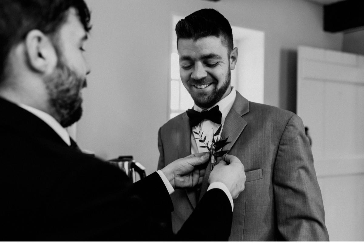 12 The Inn At Glencairn Winter Wedding Inspiration Winter Elopement Princeton Wedding Photographer NJ Wedding Photographer