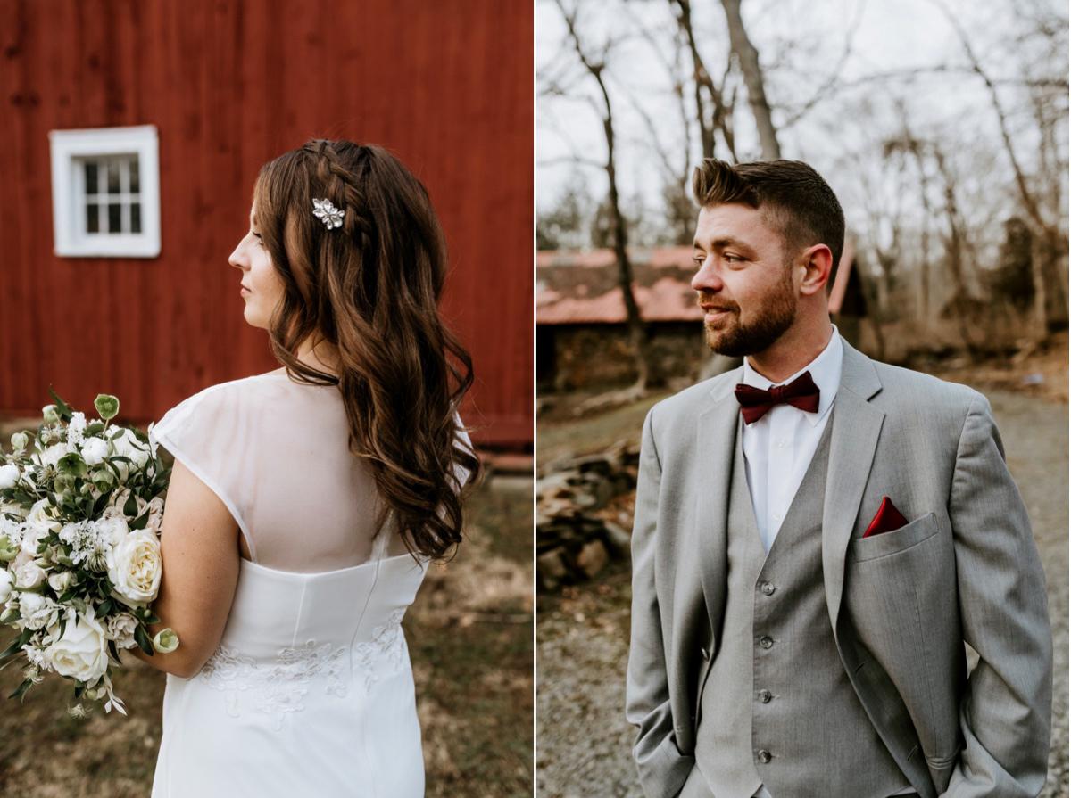 35 Winter Elopement Adventurous Elopement Photographer Intimate Wedding Winter Elopement New Jersey Wedding Photographer