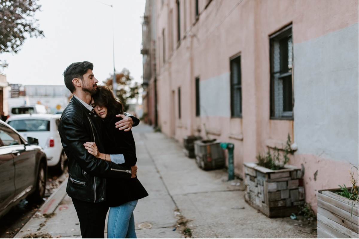 Industrial Brooklyn Engagement Destination Wedding Photographer 28