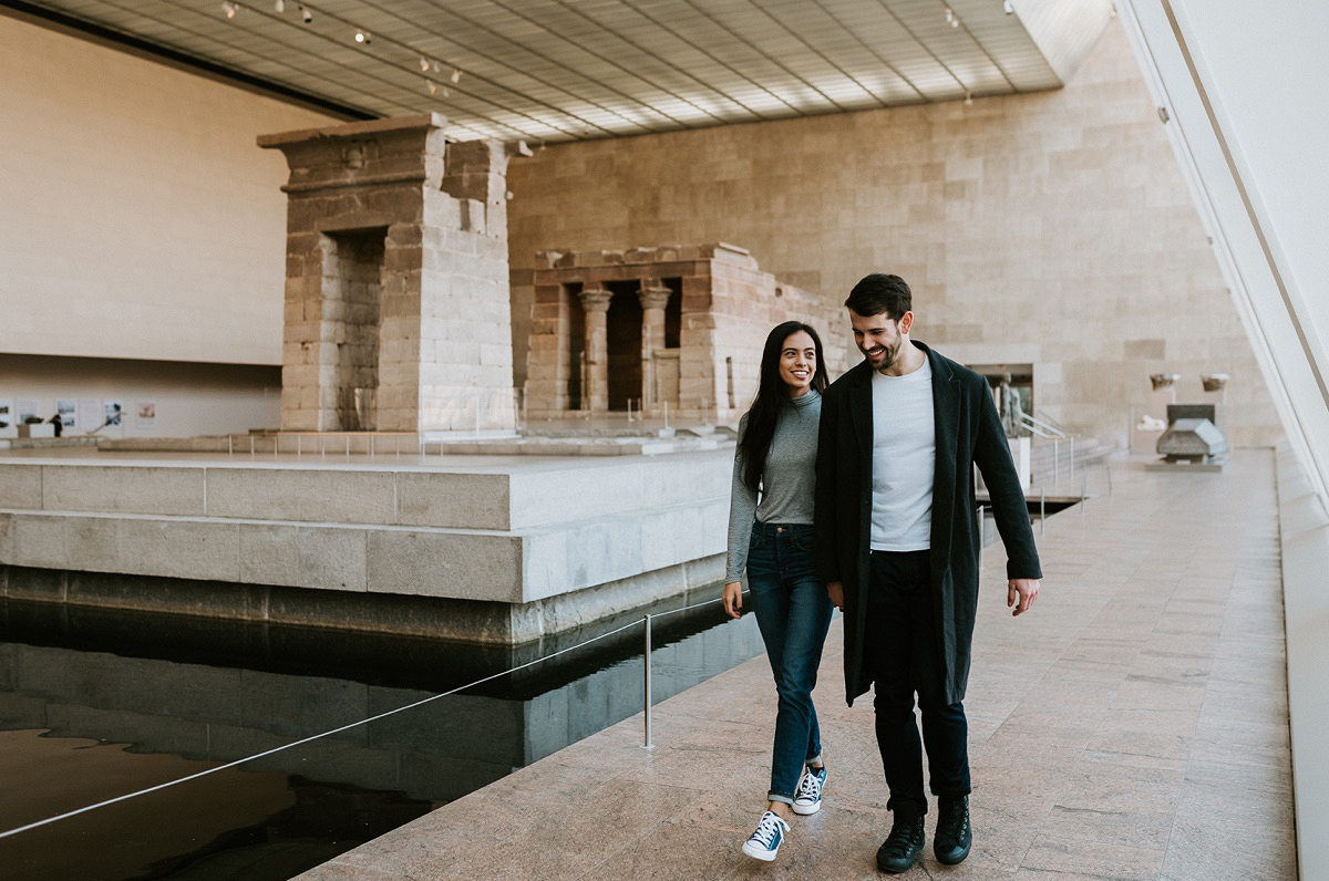 Nyc Wedding Photographer The Metropolitan Museum Of Art Nyc Engagement Session The Metropolitan 09