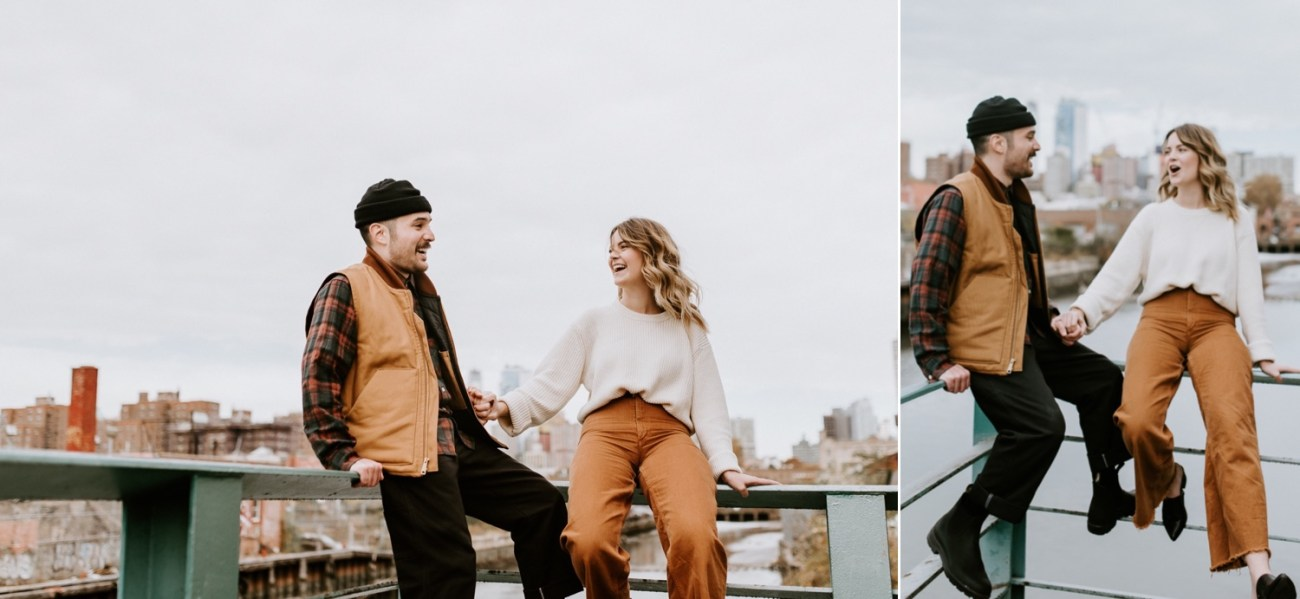 20 NYC Engagement Session Nyc Wedding Photographer New York Wedding Photographer Brooklyn Wedding Photographer
