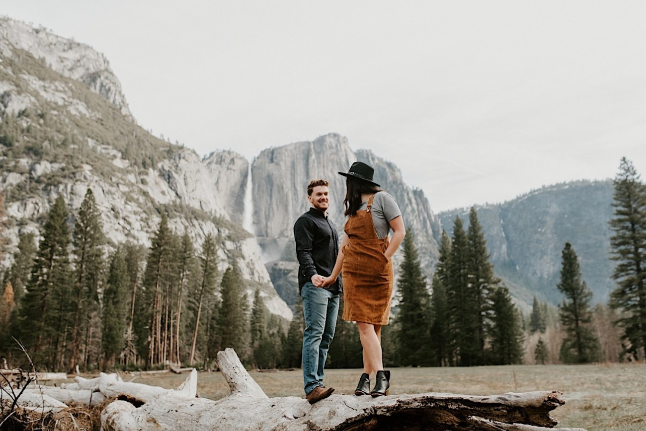 Yosemite Anniversary California Wedding Photographer San Francisco Wedding Photographer Yosemite Elopement 13