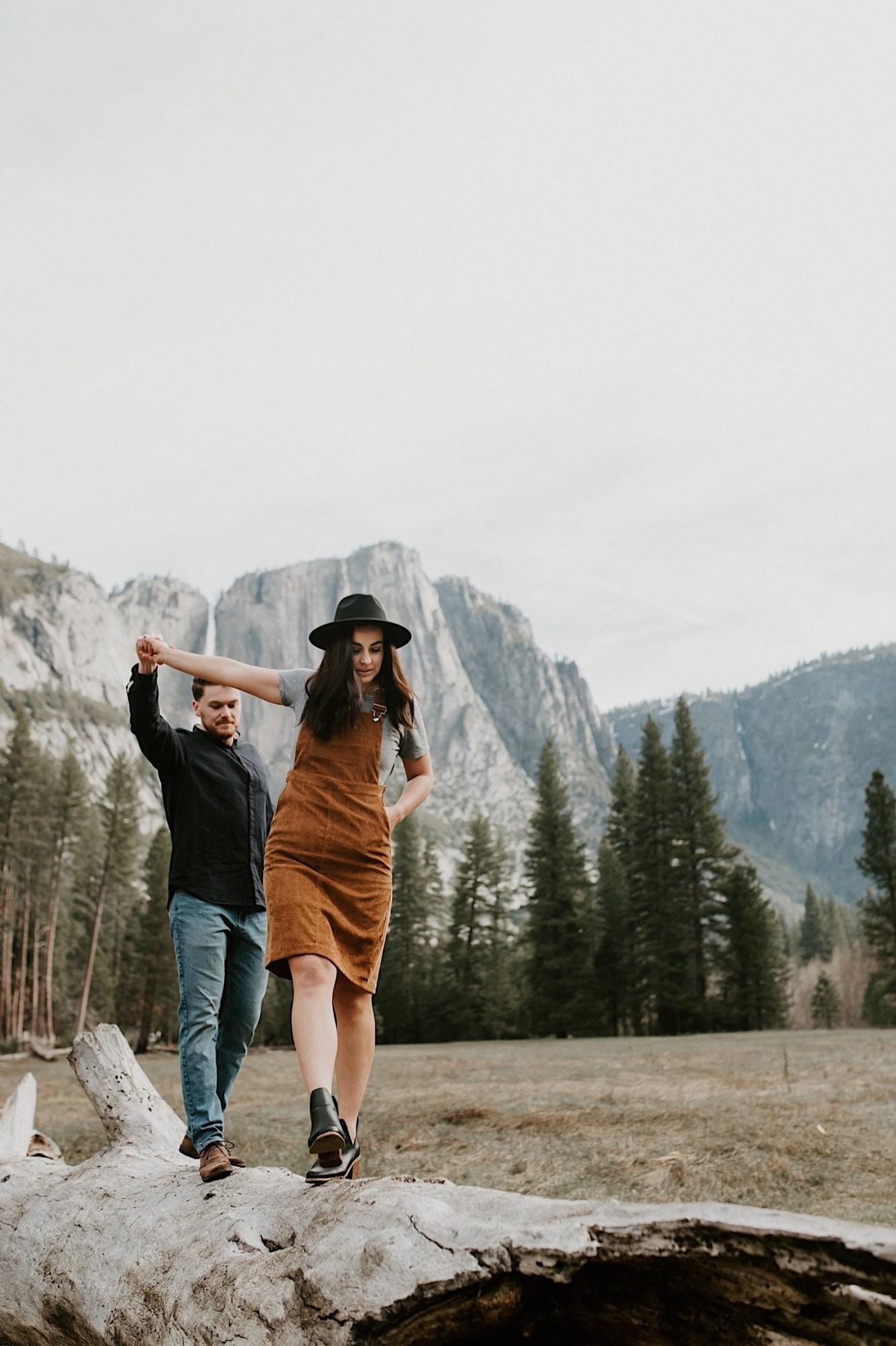 Yosemite Anniversary California Wedding Photographer San Francisco Wedding Photographer Yosemite Elopement 14