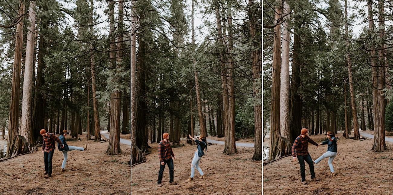 Yosemite Anniversary California Wedding Photographer San Francisco Wedding Photographer Yosemite Elopement 25