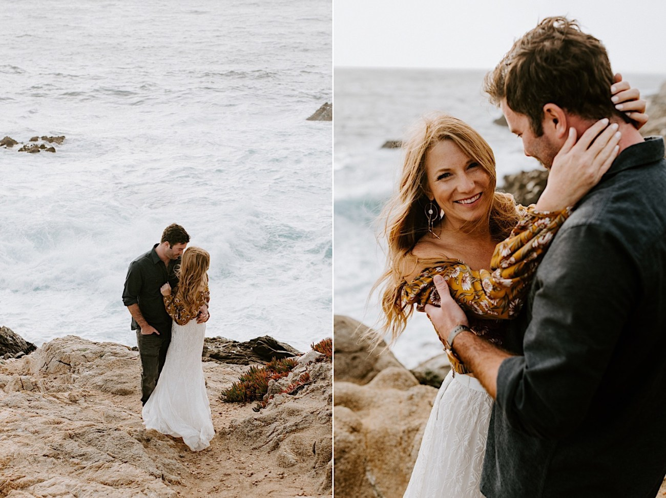 Big Sur California Couple Session San Francisco Wedding Photographer 14
