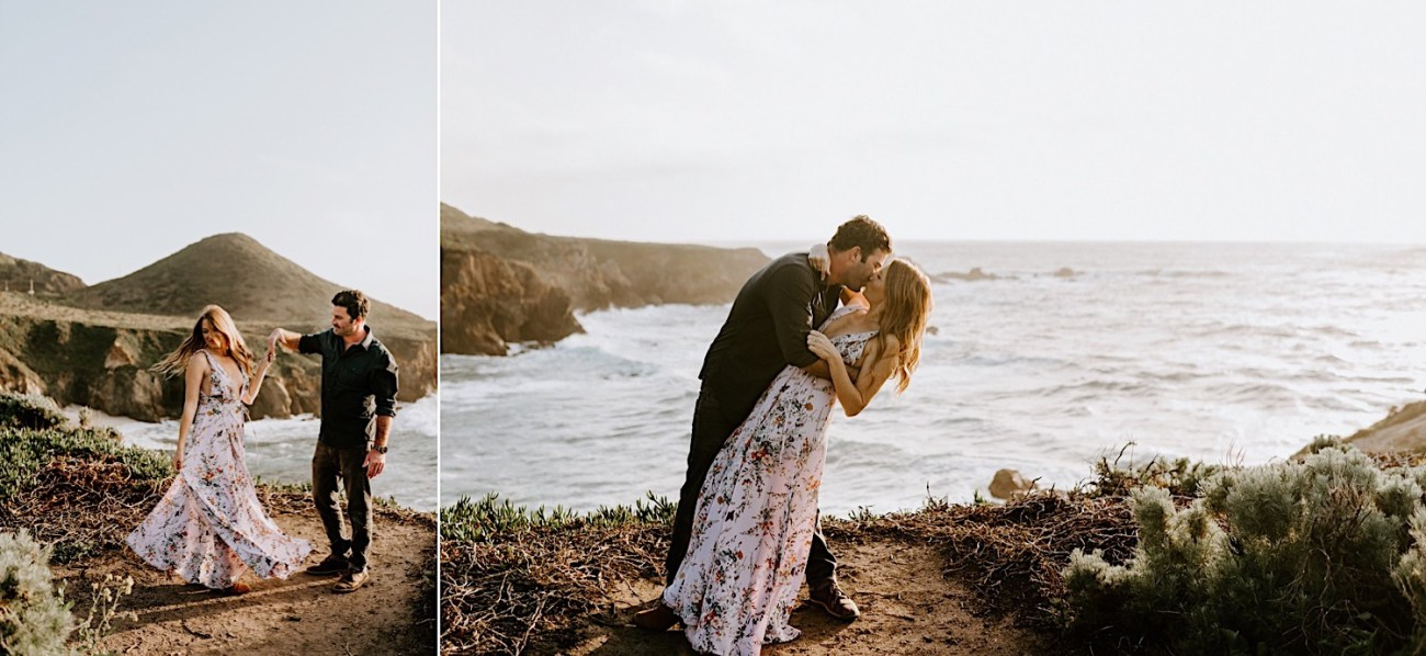 Big Sur California Couple Session San Francisco Wedding Photographer 20