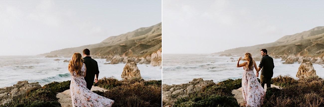 Big Sur California Couple Session San Francisco Wedding Photographer 23