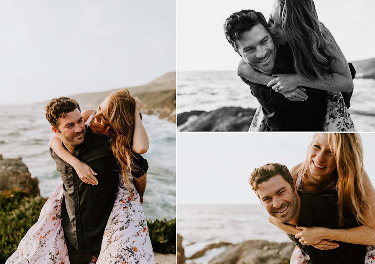 Big Sur California Couple Session San Francisco Wedding Photographer 25