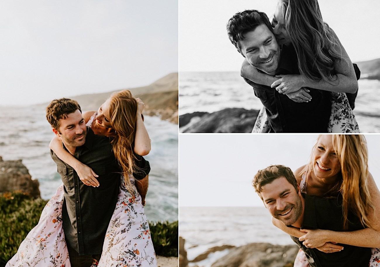 Big Sur California Couple Session San Francisco Wedding Photographer 25