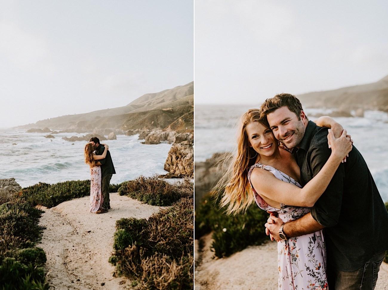 Big Sur California Couple Session San Francisco Wedding Photographer 28
