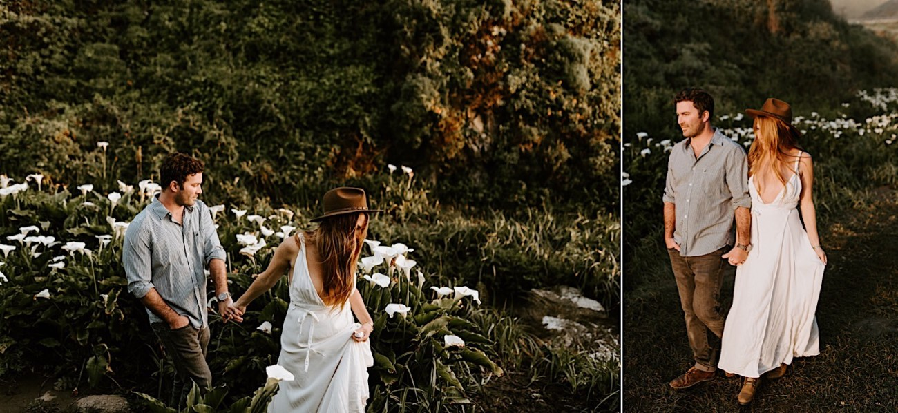 Monterey Wedding Photographer California Coast Enagement Session 04