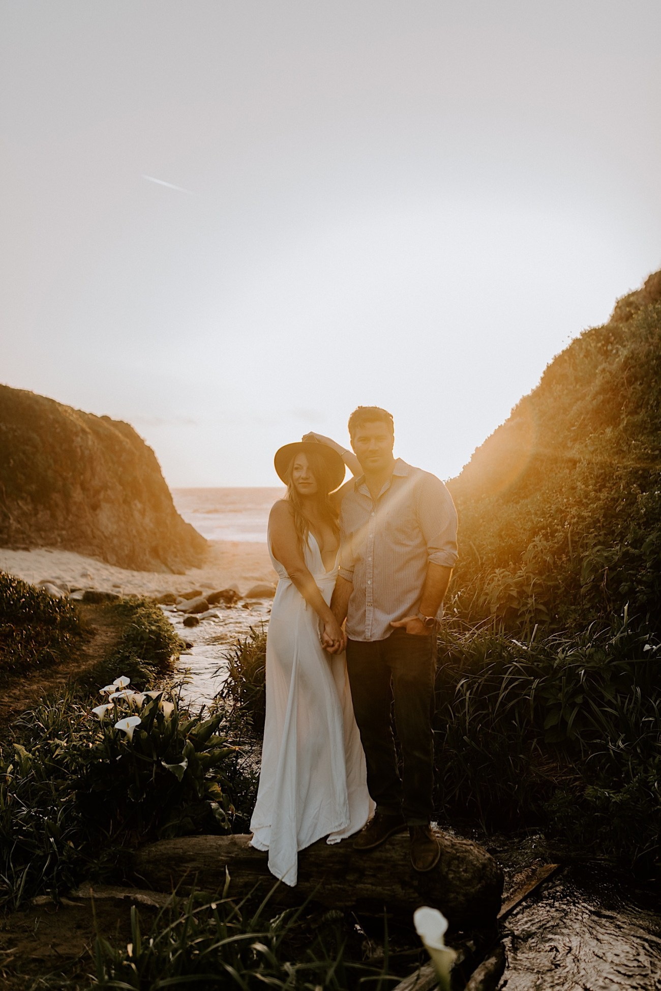 Monterey Wedding Photographer California Coast Enagement Session 10