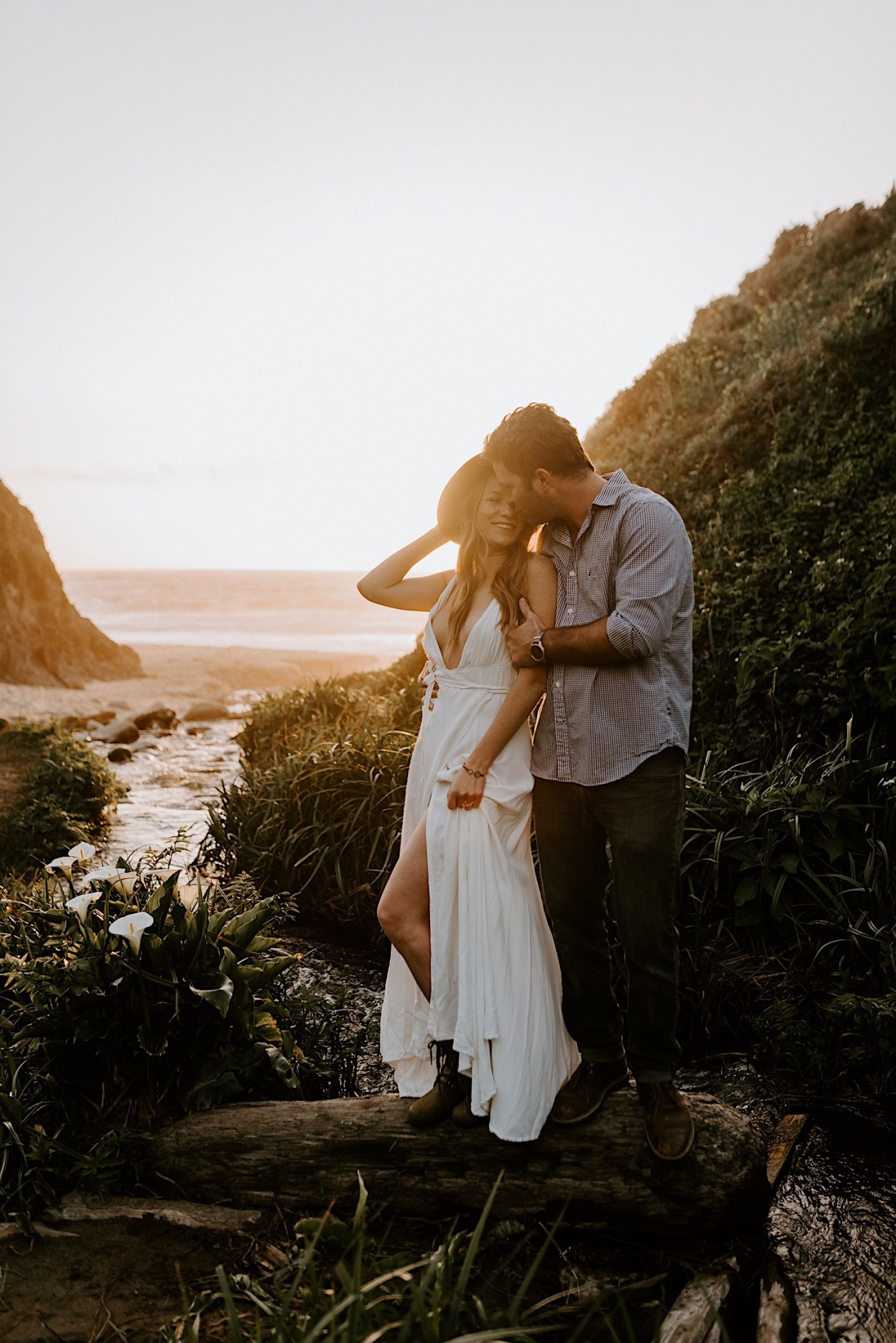 Monterey Wedding Photographer California Coast Enagement Session 11