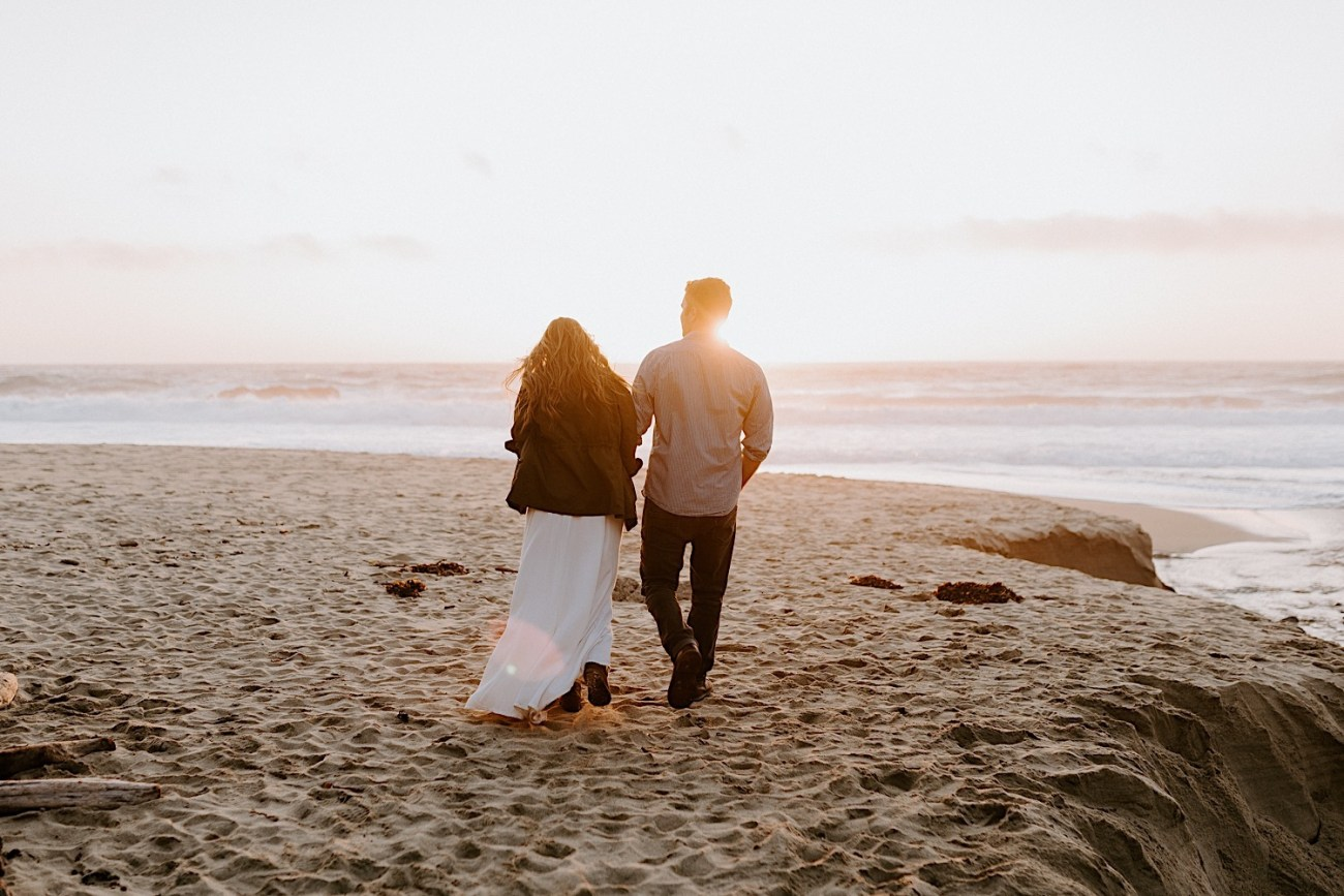 Monterey Wedding Photographer California Coast Enagement Session 15