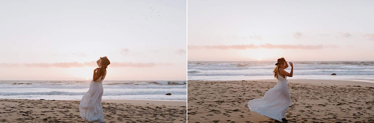 Monterey Wedding Photographer California Coast Enagement Session 18