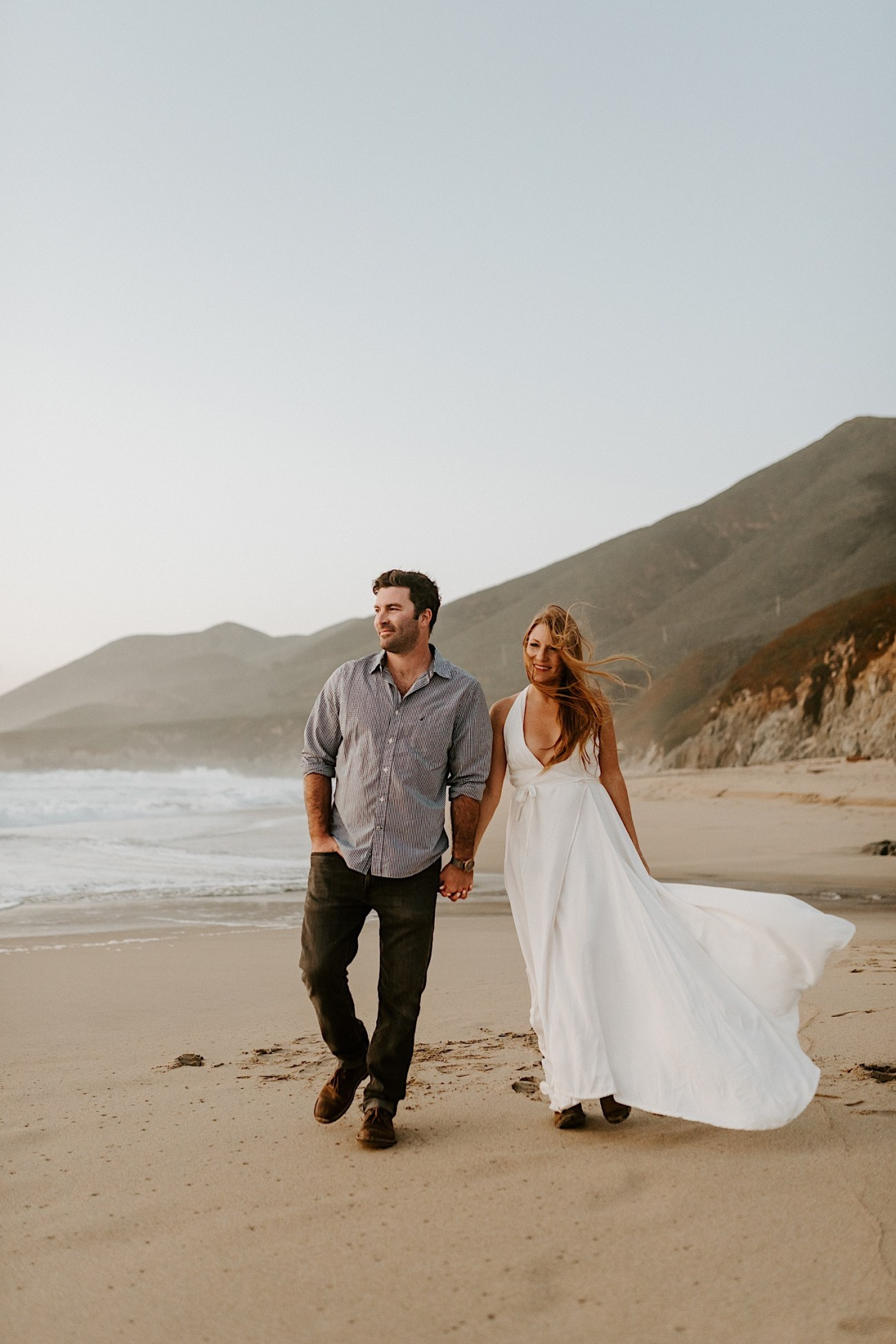 Monterey Wedding Photographer California Coast Enagement Session 27