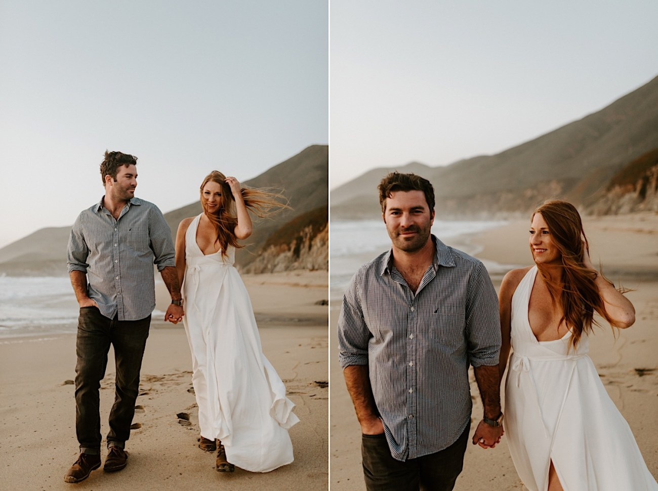 Monterey Wedding Photographer California Coast Enagement Session 28