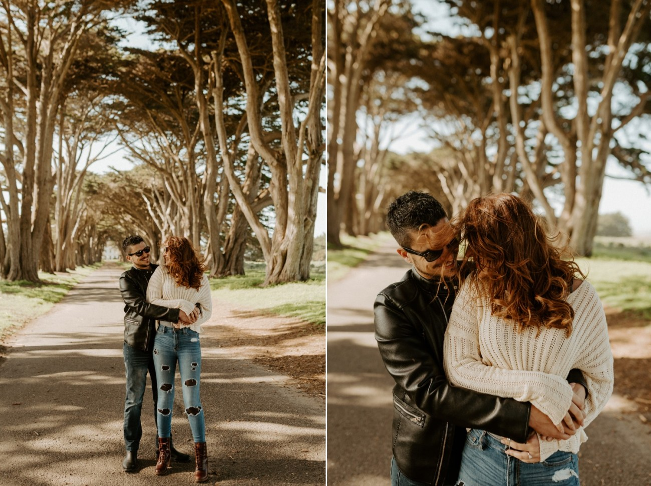 Point Reyes California Engagement Session San Francisco Wedding Photographer Anais Possamai Photography 002