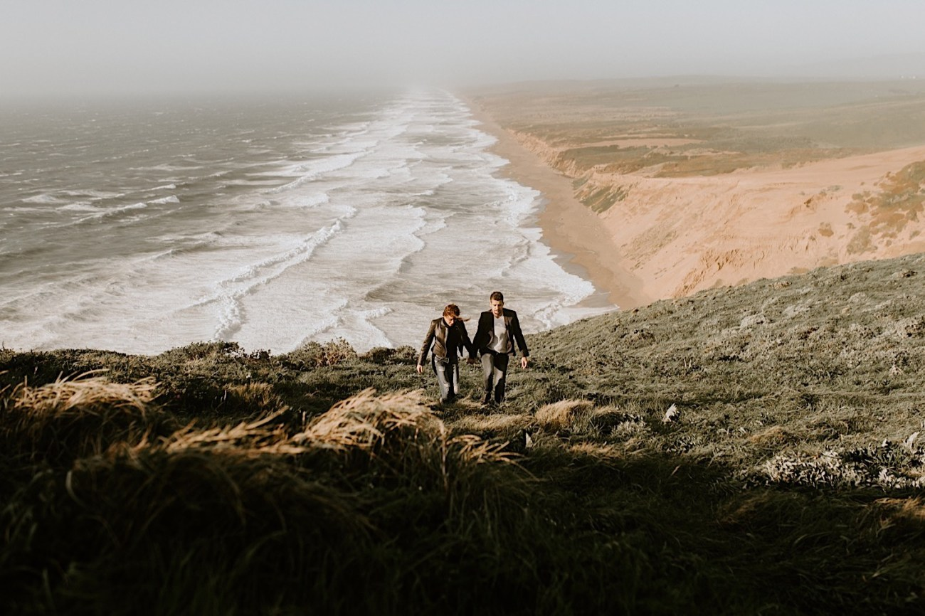 Point Reyes Engament Session SF Wedding Phographer 40