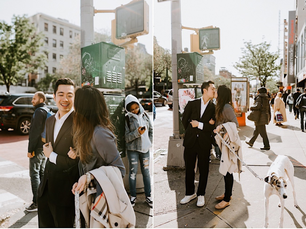 New York City Proposal NYC Wedding Photographer NYC Engagement Photos 12