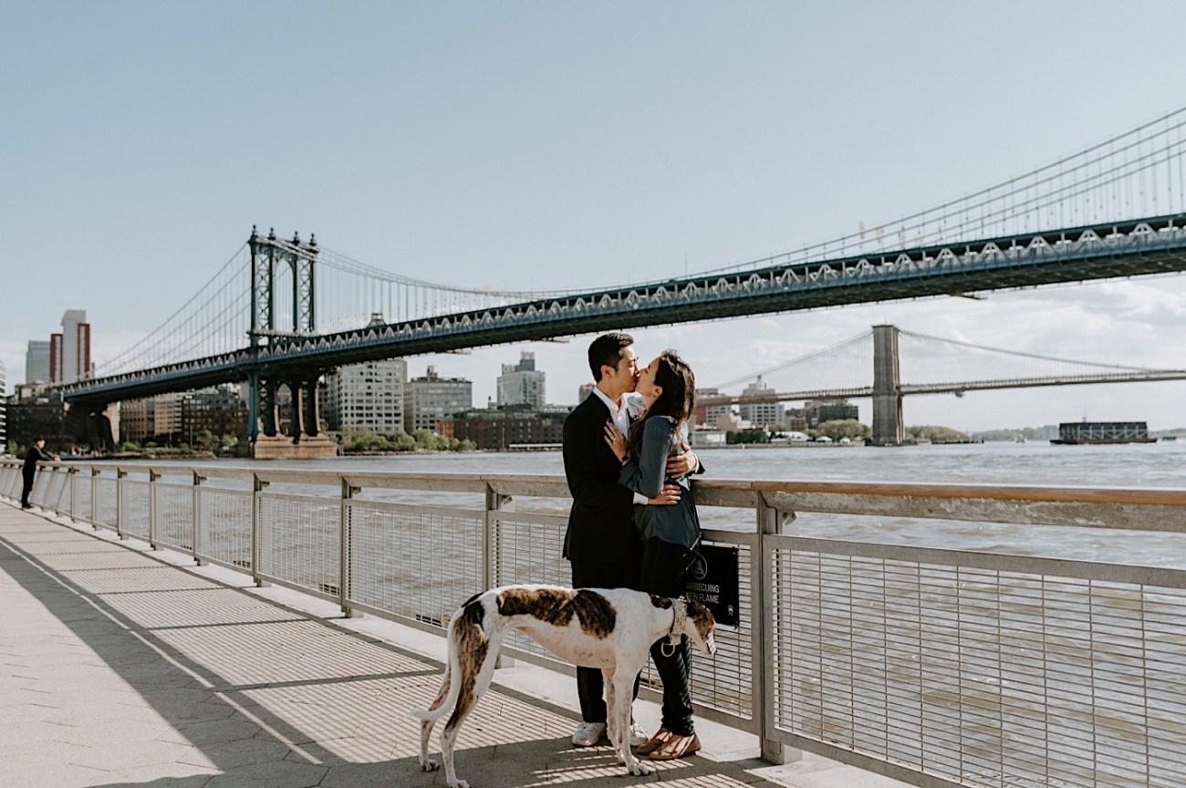 New York City Proposal NYC Wedding Photographer NYC Engagement Photos 17