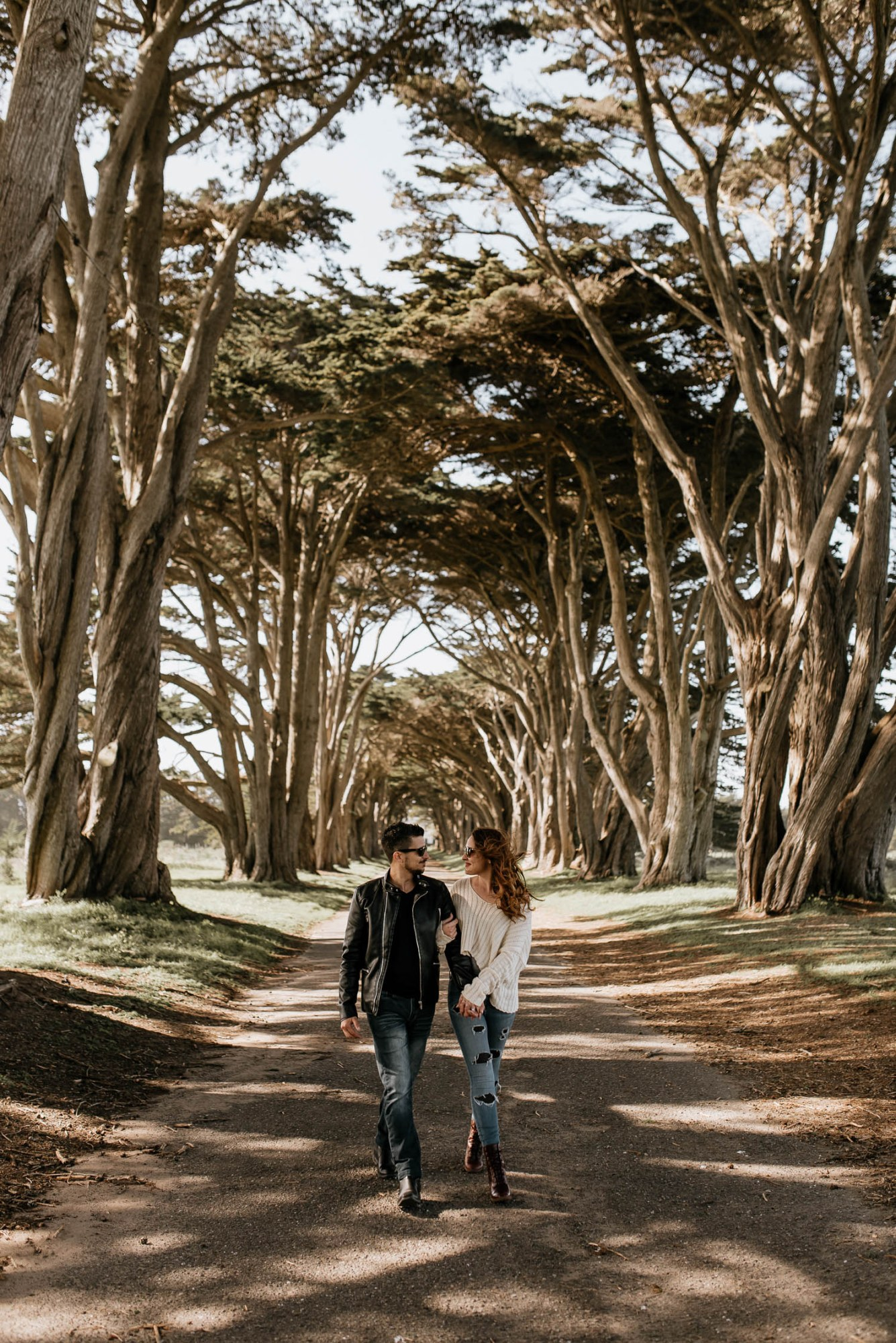 Point Reyes Engagement Session 3
