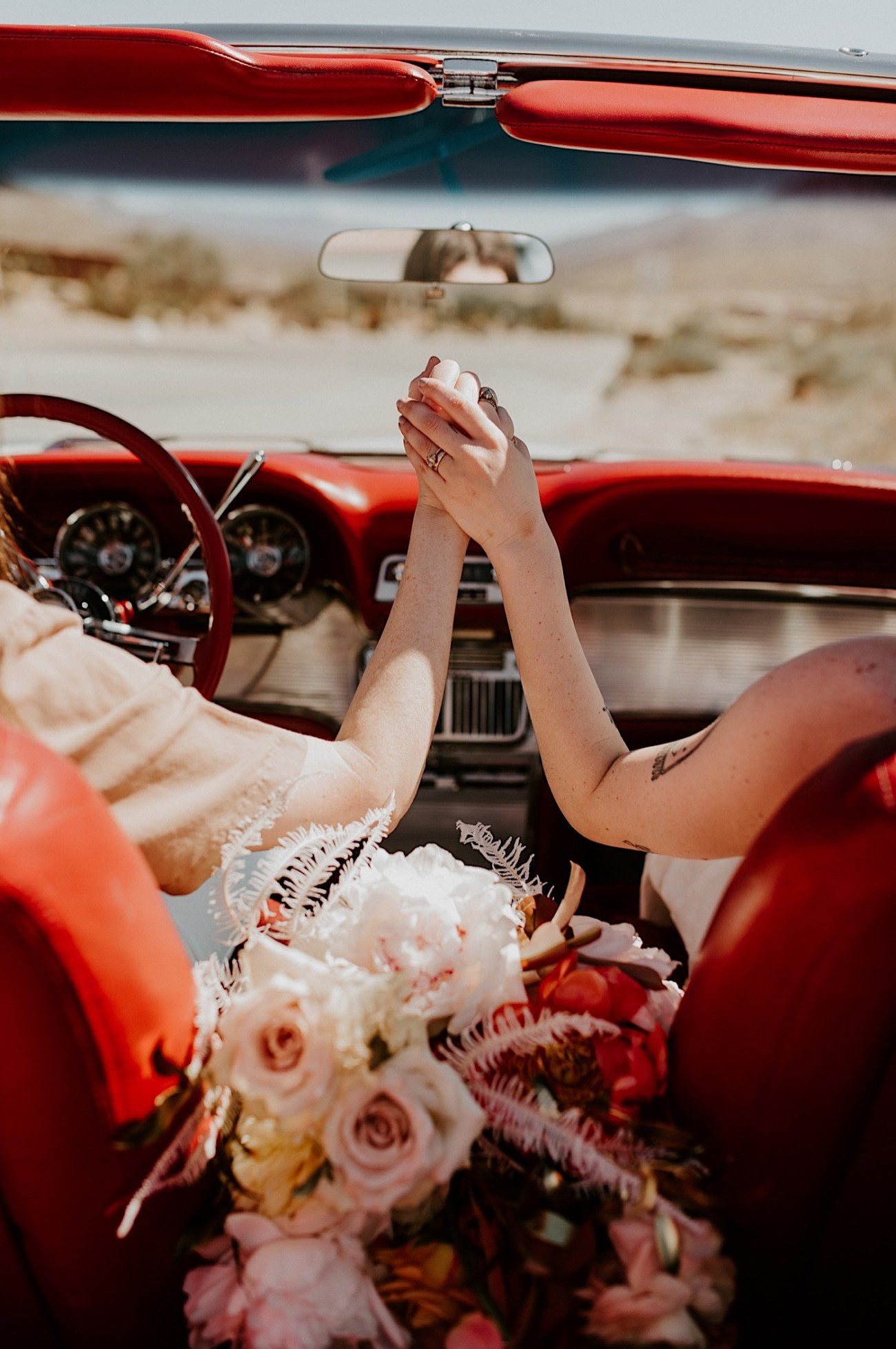 Joshua Tree Same Sex Wedding Joshua Tree Wedding Photographer Palm Springs Wedding Photographer 69