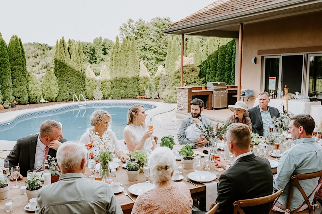 NJ Wedding Photographer Backyard Wedding 58