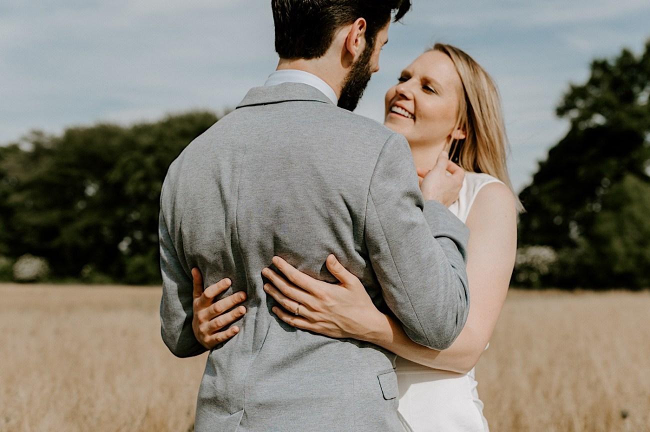 New Jersey Elopement NJ Wedding Photographer Backyard Wedding 14