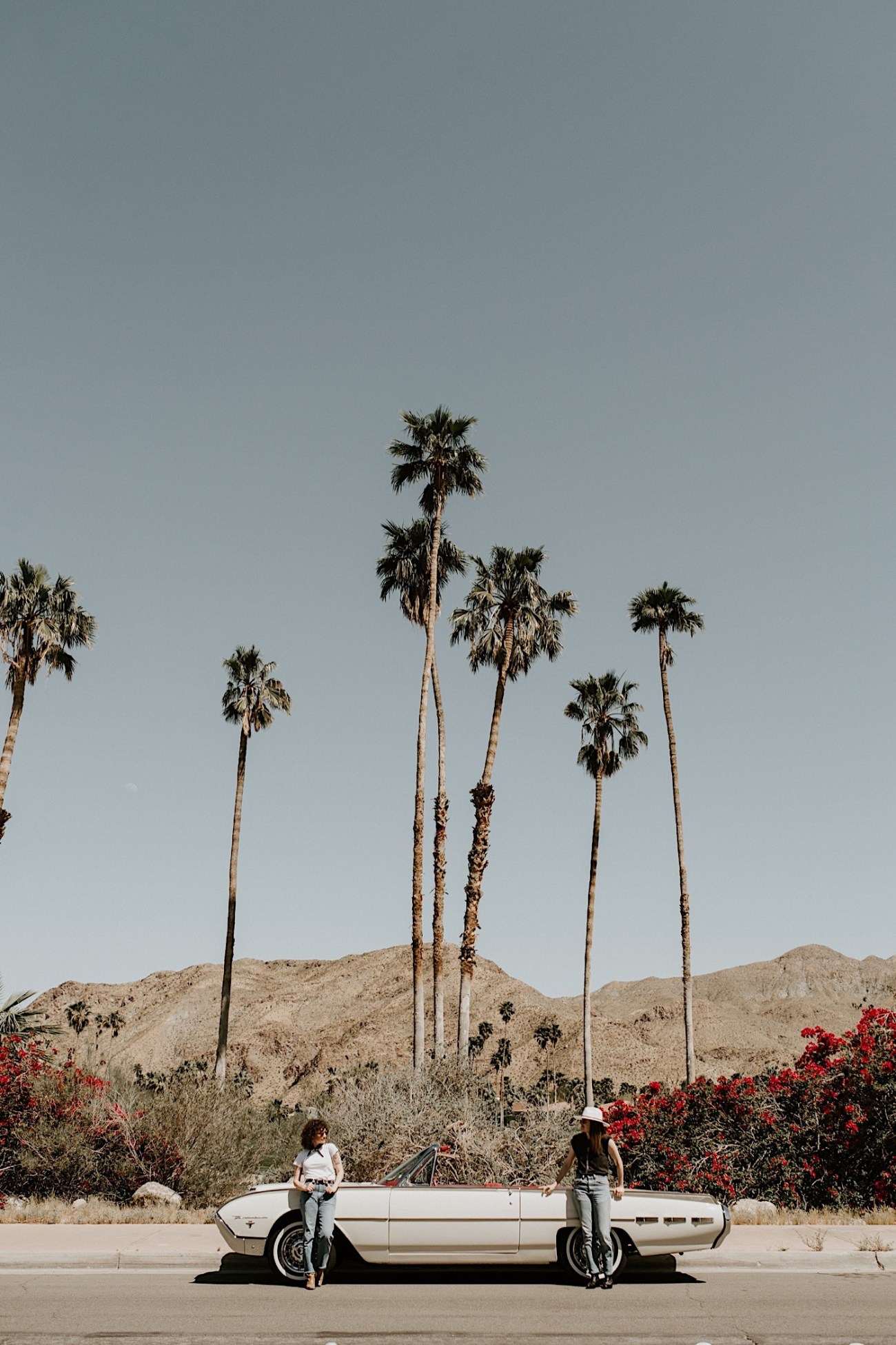 Palm Springs Elopement Los Angeles Elopement Photographer Desert Elopement 16