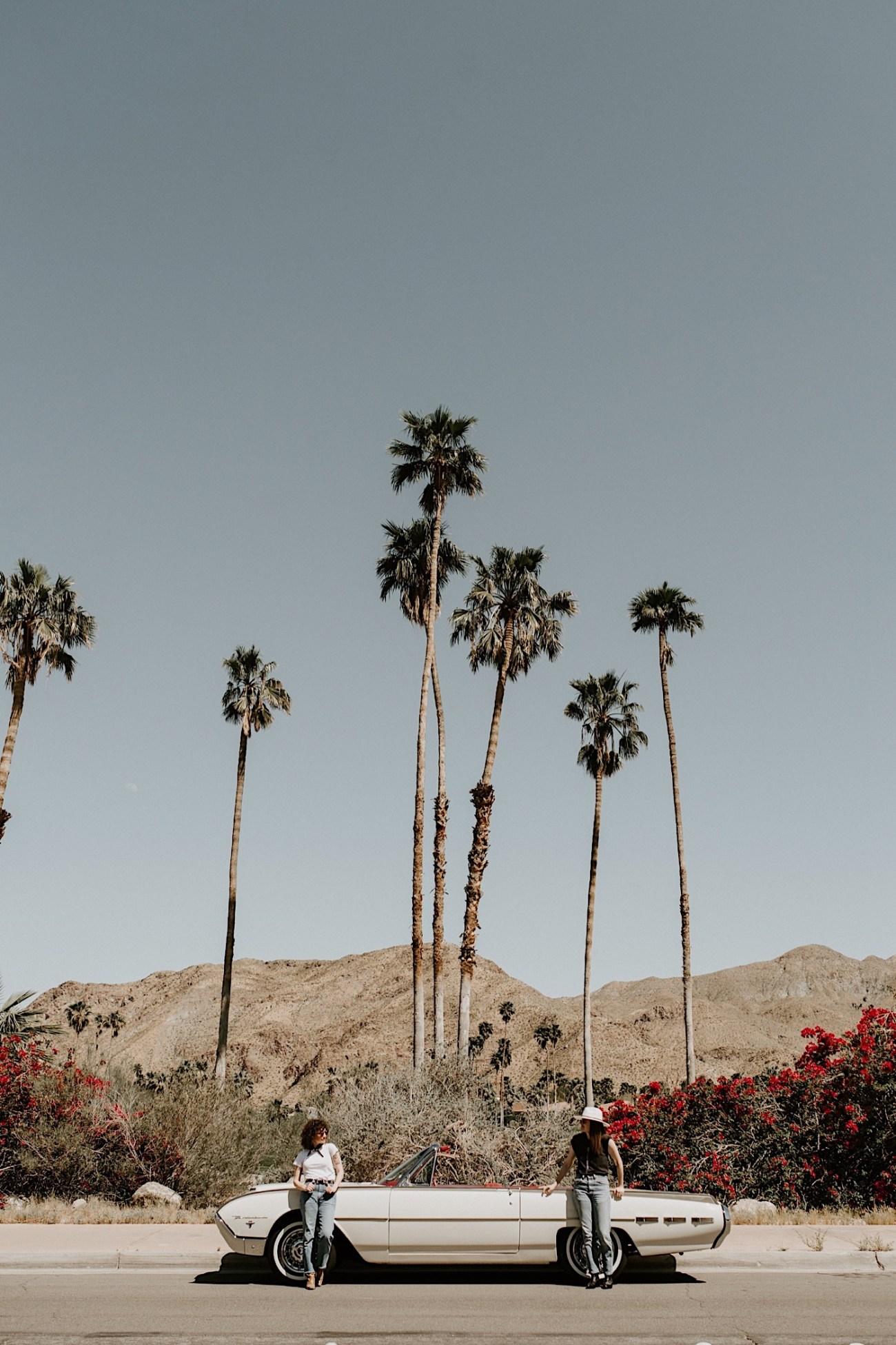 Palm Springs Elopement Los Angeles Elopement Photographer Desert Elopement 16
