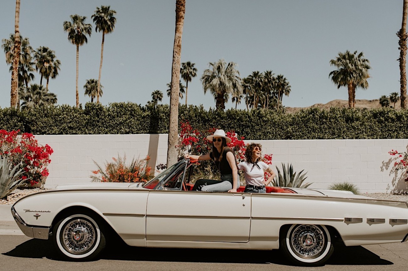 Palm Springs Elopement Los Angeles Elopement Photographer Desert Elopement 17