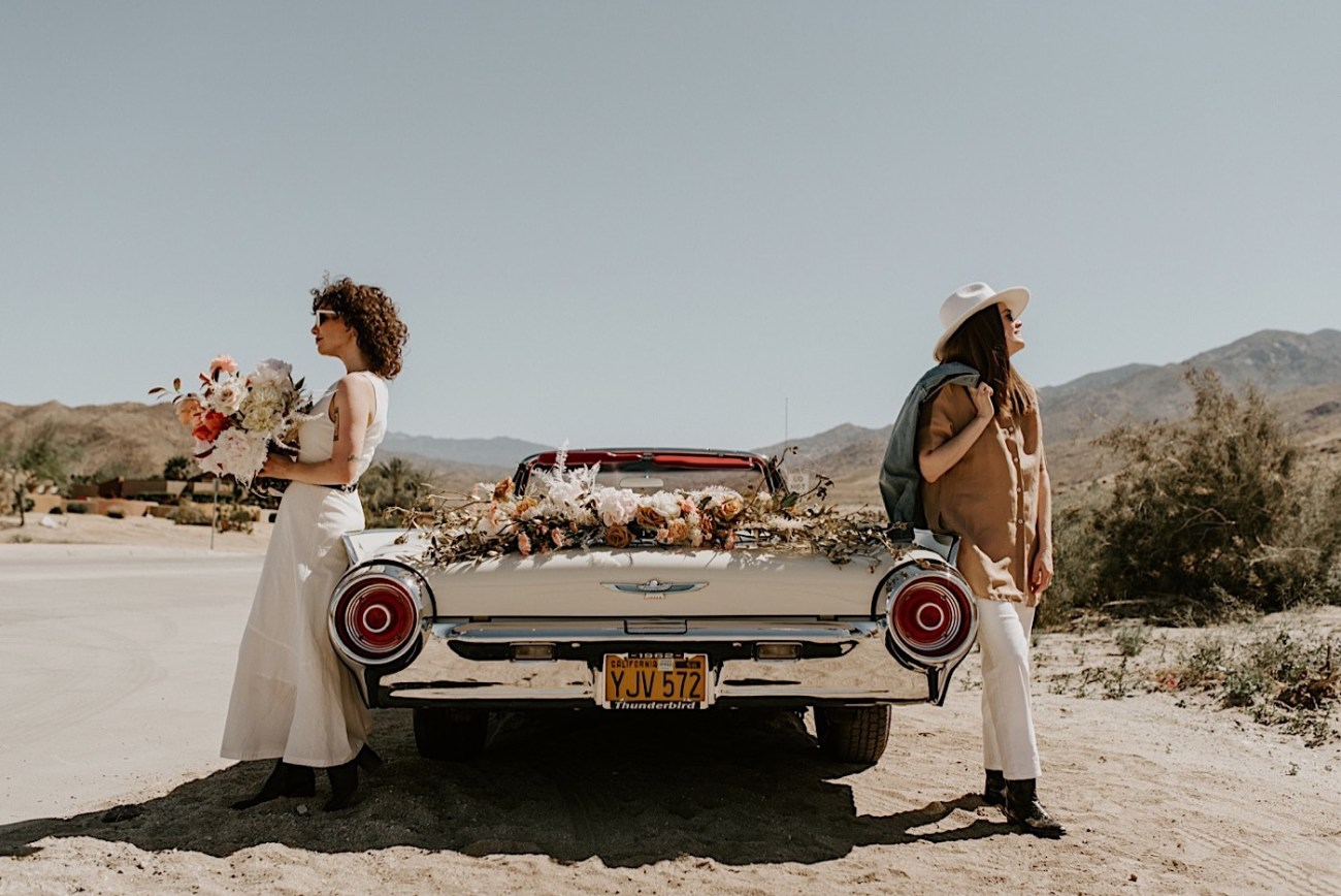 Palm Springs Elopement Los Angeles Elopement Photographer Desert Elopement 29