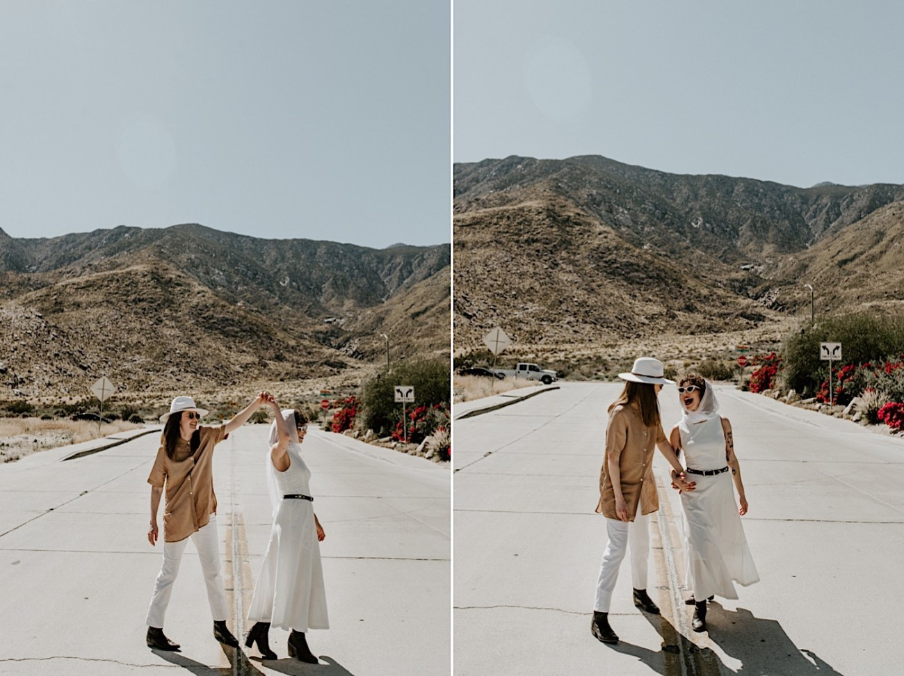 Palm Springs Elopement Los Angeles Elopement Photographer Desert Elopement 56